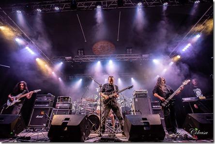 Taine @Metal Gates Fest 2019, by Anca Coleașă