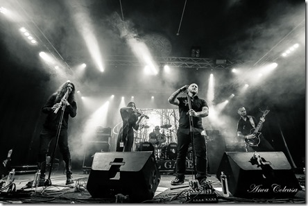 Clouds @Metal Gates Fest 2019, by Anca Coleașă