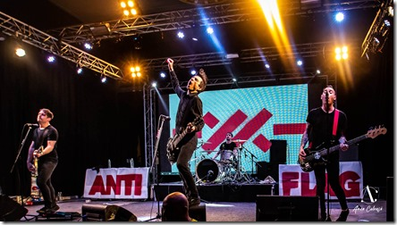 Anti-Flag @Quantic 2020, by Anca Coleașă